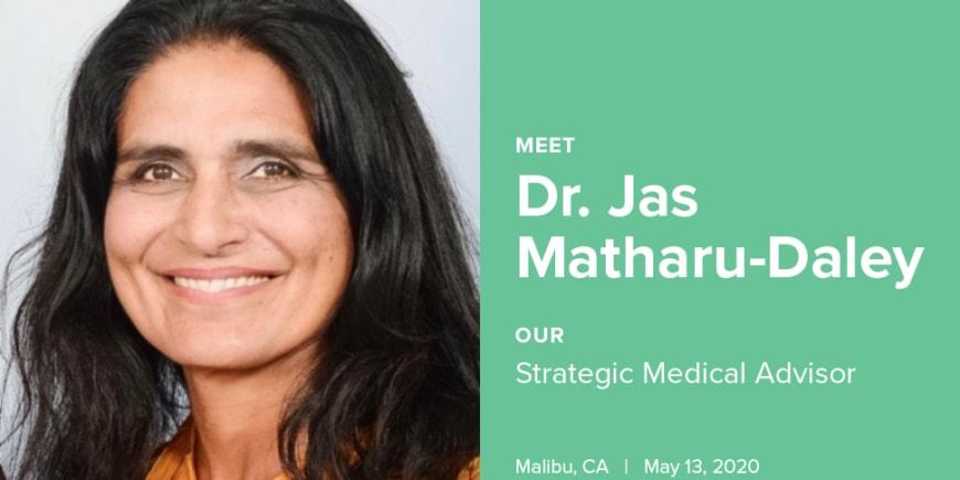 Green Gorilla CBD Recruits Doctor Jas Matharu-daley As Strategic Medical Advisor