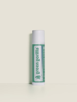 Organic Botanical CBD Lip Balm - 20mg | Green Gorilla