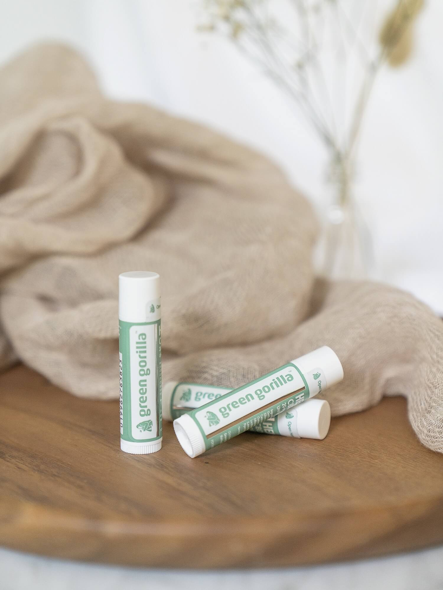 LA Times Suggests Giving Yourself a Summer Beauty Refresh with Green Gorilla™ Lip Balm
