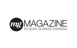 MG Magazine card logo