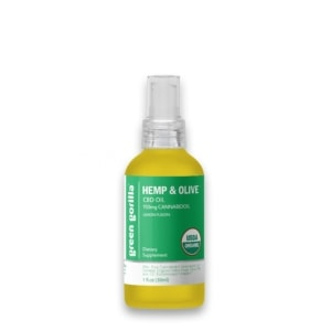 Pure CBD Oil - 150 mg (Lemon Flavor)