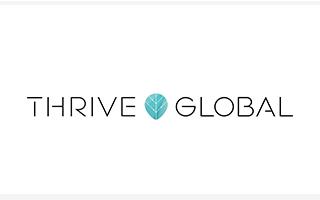 Thrive and global card logo